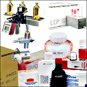 Non-contact marking equipment